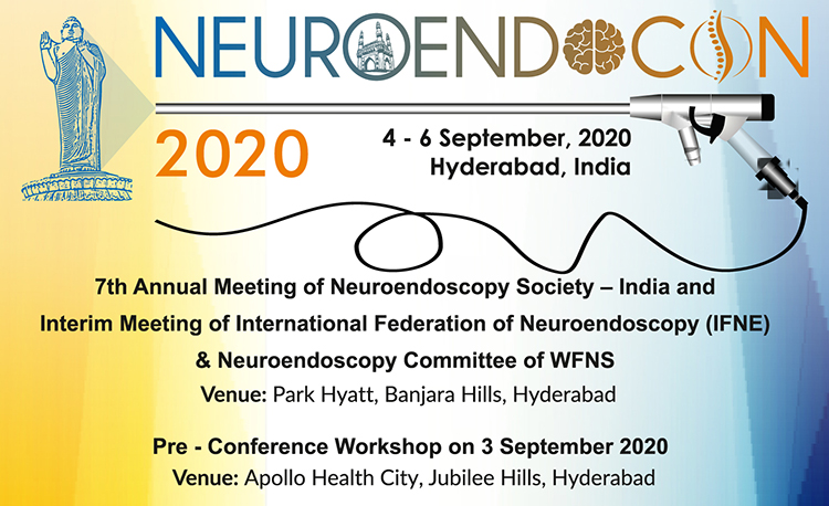 7th Annual Meeting of Neuroendoscopy Society - India and Interim Meeting of International Federation for Neuroendoscopy (IFNE) & Neuroendoscopy Committee of WFNS